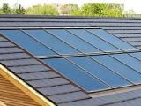 Solární panely sunroof