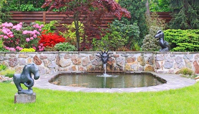 Tajuplná zahrada spojuje dva světy