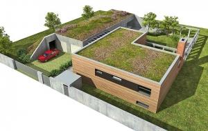 Zelené střechy svépomocí