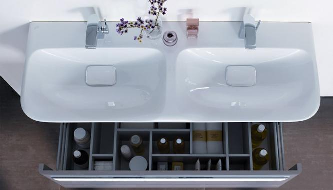 OBRAZEM: Úložné prostory v koupelně