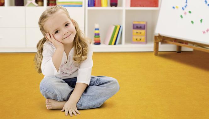 Technologie elastických podlah bez PVC