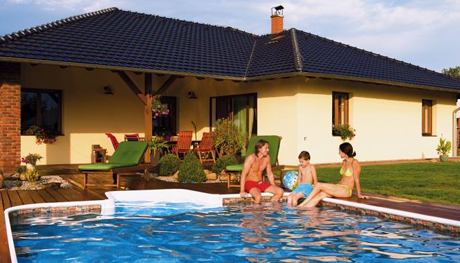 Zahradní bazén vybírejte pečlivě
