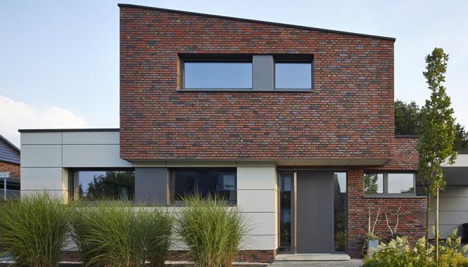 Vila v Rheine je domovem i kanceláří