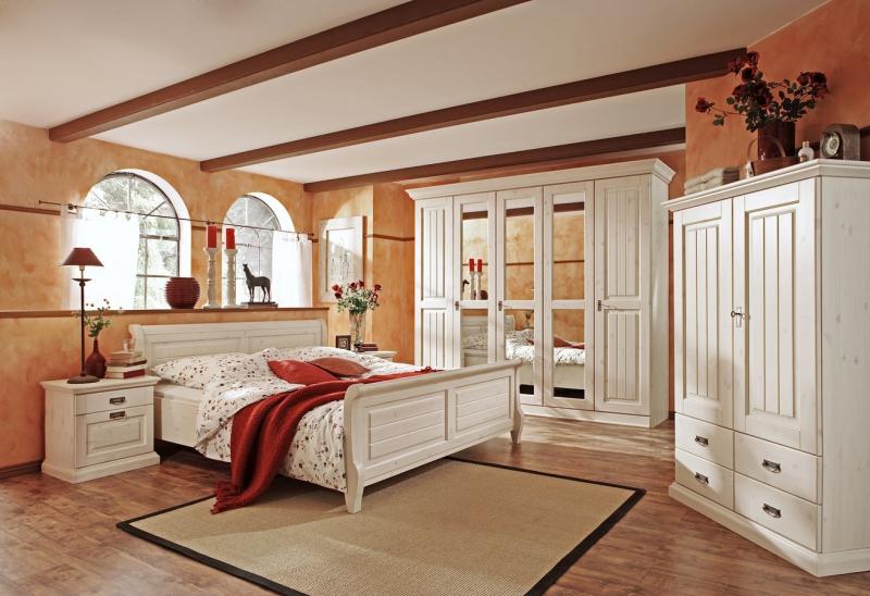 Francouzská romantika v ložnici