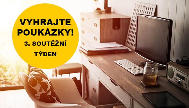 Odpovězte a vyhrajte dárkovou kartu IKEA!