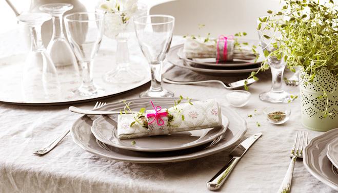 Valentýnské stolování: Něžně i vášnivě