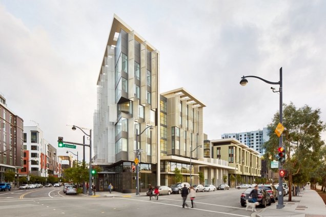 AIA Housing Awards 2016: 1180 Fourth Street, San Francisco. Foto: Bruce Damonte