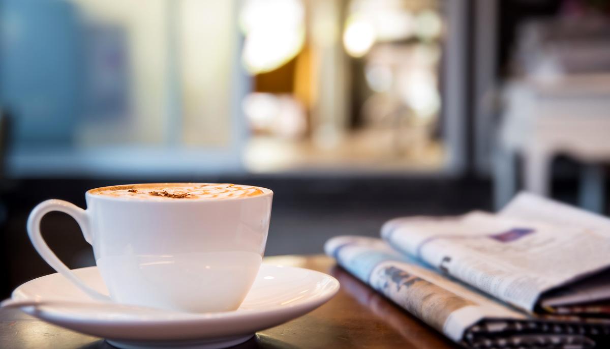 Čaj či káva: Dobrý šálek na každý den