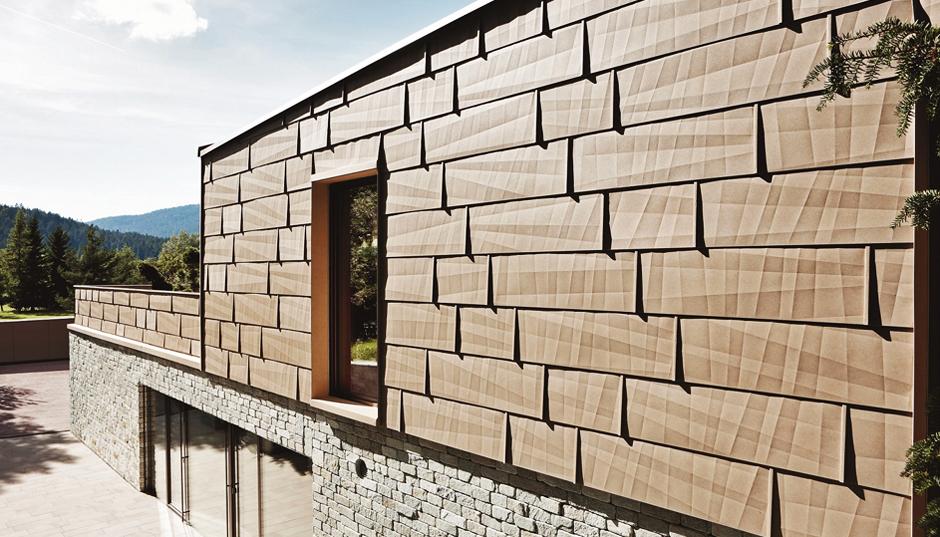 Obklady fasád: Materiály a možnosti