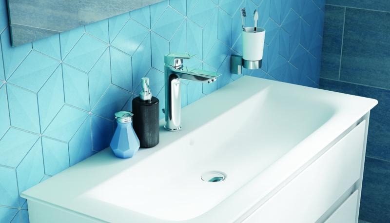 Koupelny: Když lehkost utváří prostor