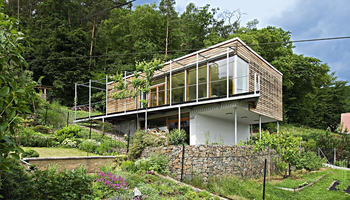 Pasivní dům: Ve sluneční lázni