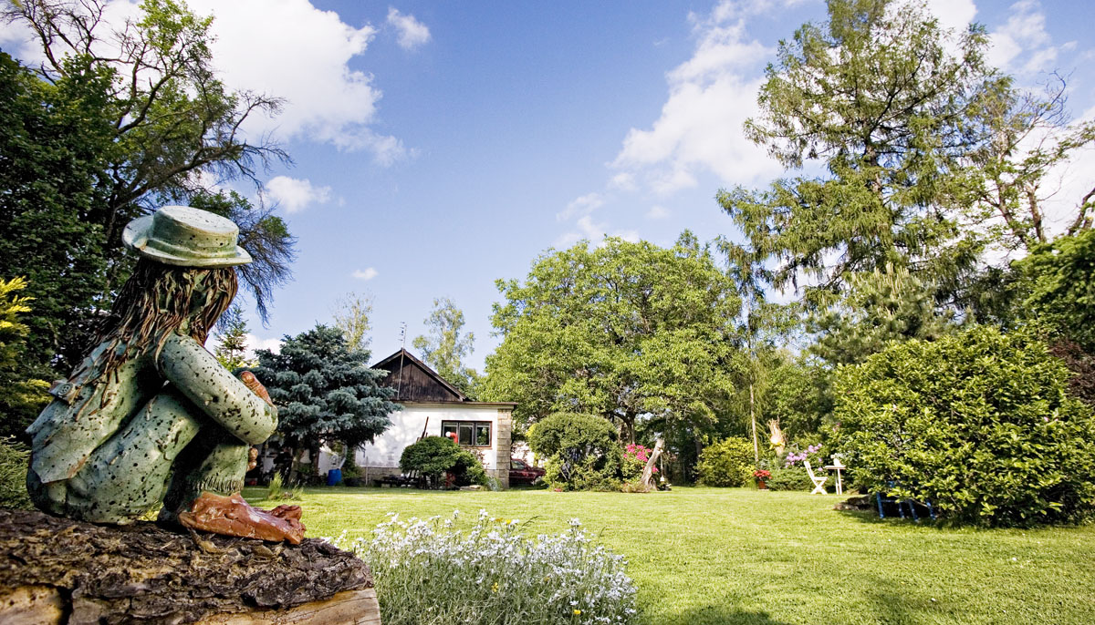 Zahradnické pábení a pocit nekonečna