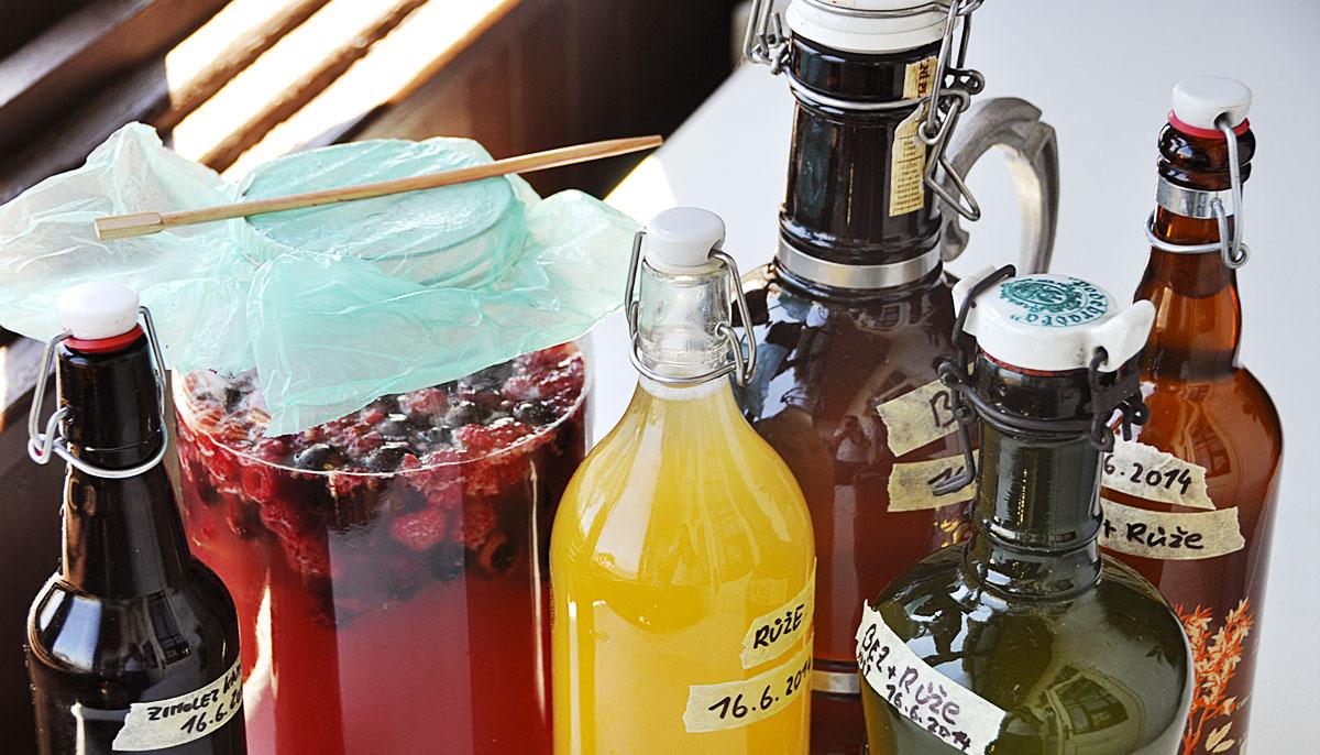 Tajemství medového fermentování