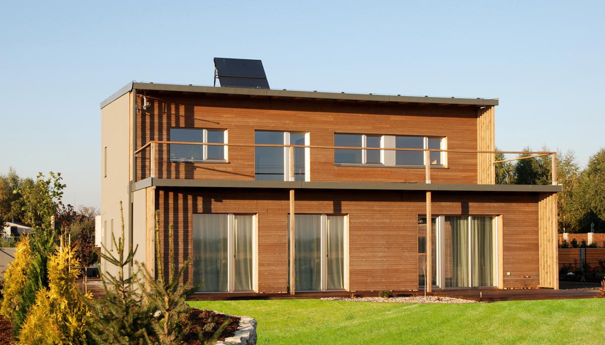 Moderní bydlení: komfortní a úsporný dům