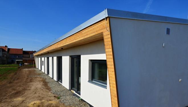 Netradiční, jednoduché a perfektní bydlení