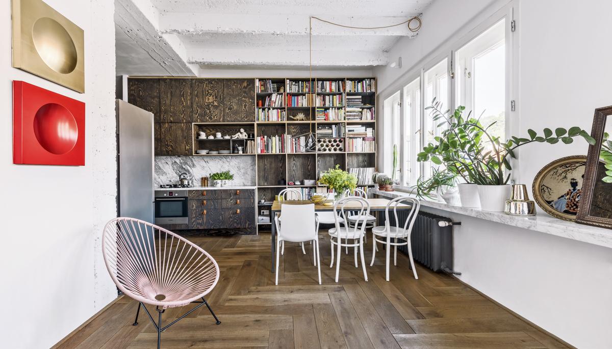 Interiér: Svoboda malého prostoru