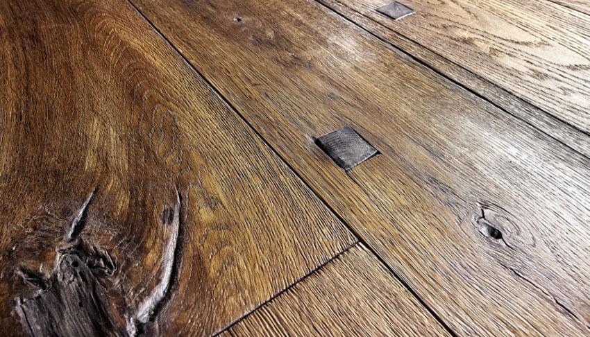 Jarní péče o olejované dřevěné podlahy