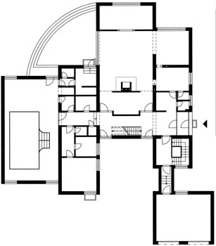 Výstavba zděných rodinných domů-monolitické
