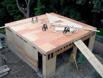 Stavba chaty svépomocí cena