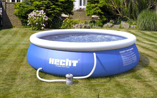 4a520ef4fd Stavba bazénu  Příprava na letní lenošení