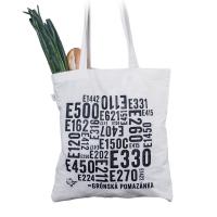 Nákupní taška, organická bavlna, výběr ze 6 potisků, www.alza.cz
