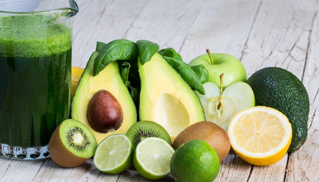 Jak na zelená smoothies