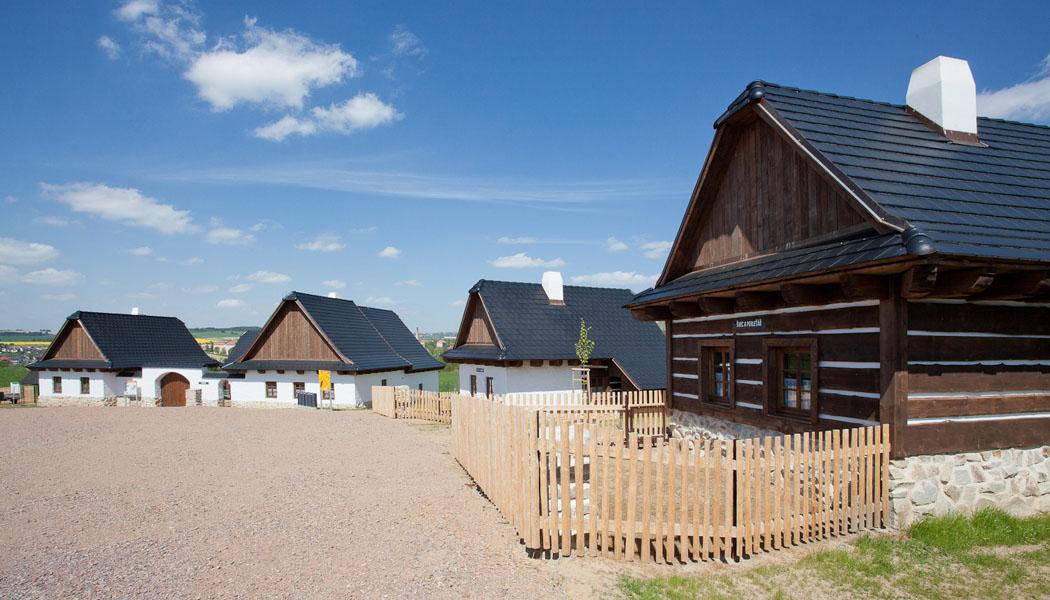 Tip: Replika horácké vesnice na Vysočině