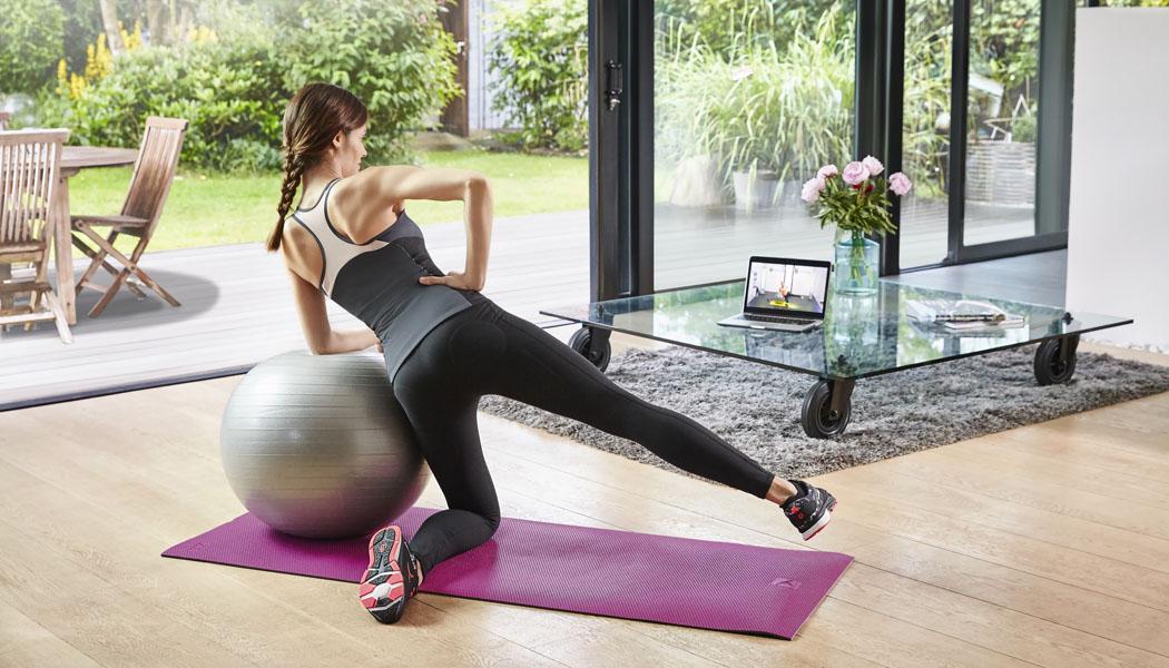 Domácí fitness: minimální výdaje, maximální výsledek