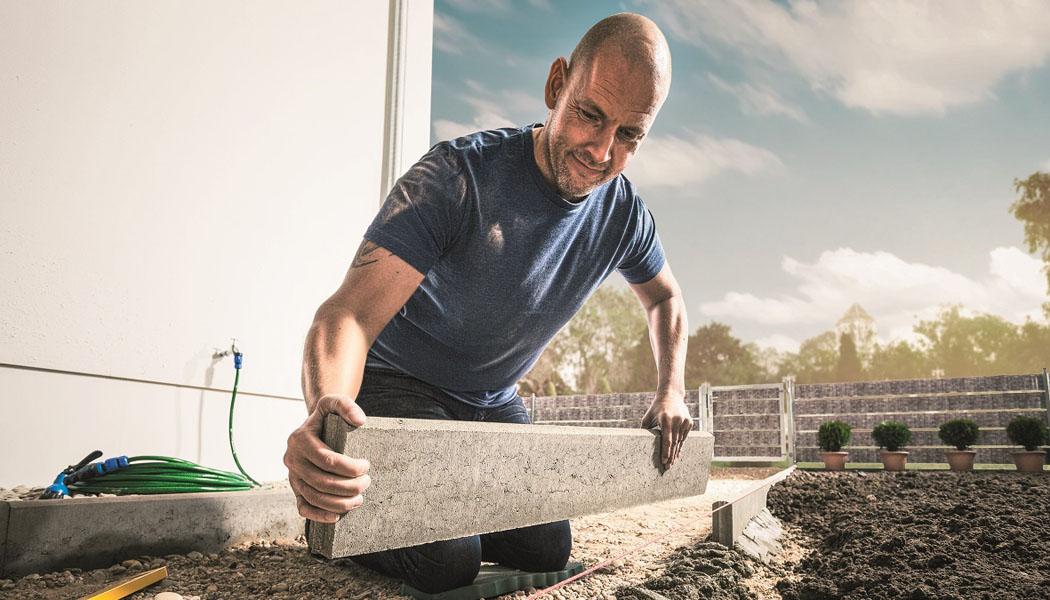 Jak položit terasové desky