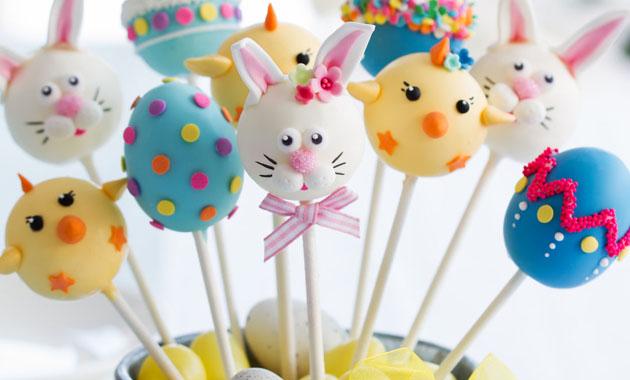 Sladké Velikonoce? Zkuste Cake Pops