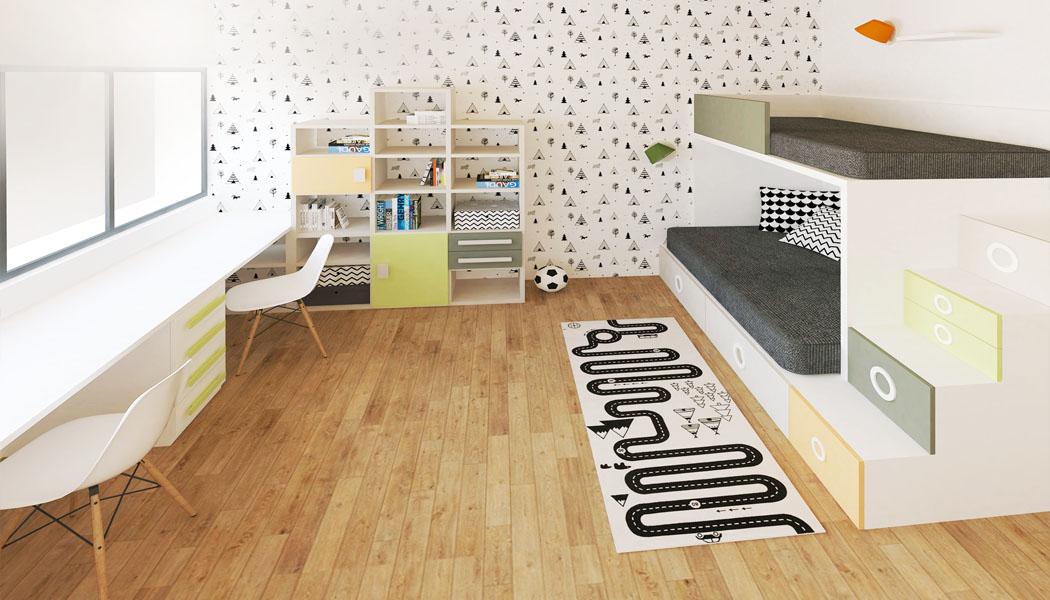 NÁVRH: Pokojíček pro dva kluky