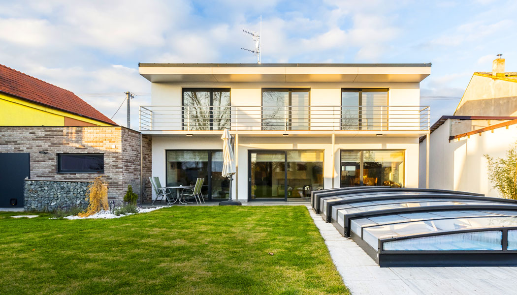 Pasivní dům bez kompromisů