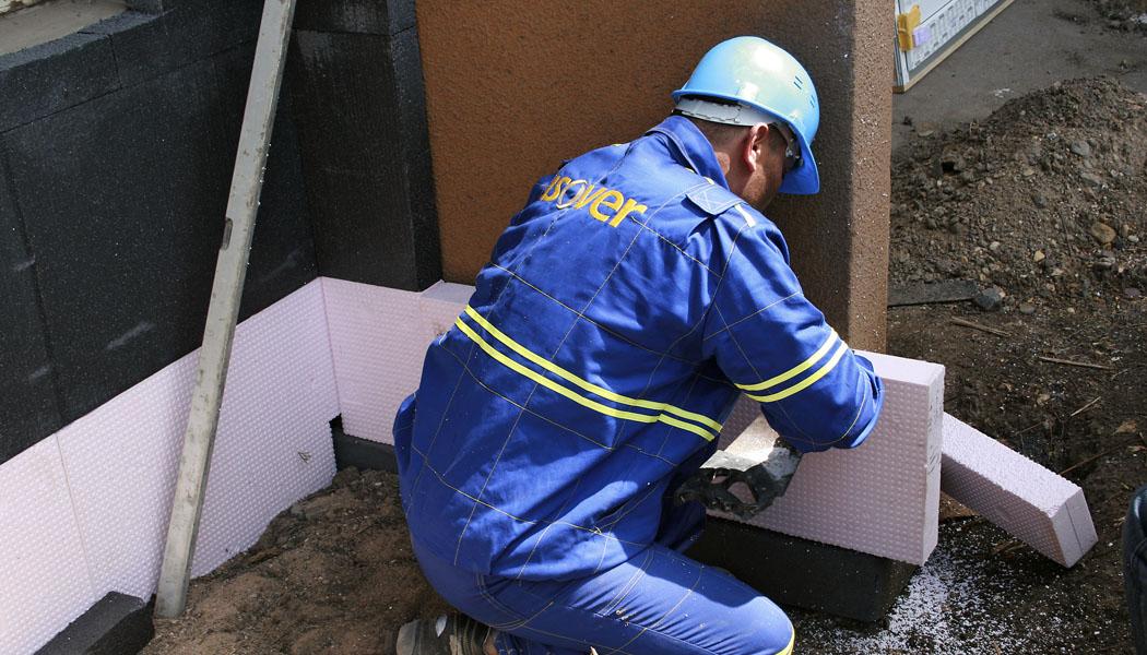 Rekonstrukce: Jak na zateplený sokl
