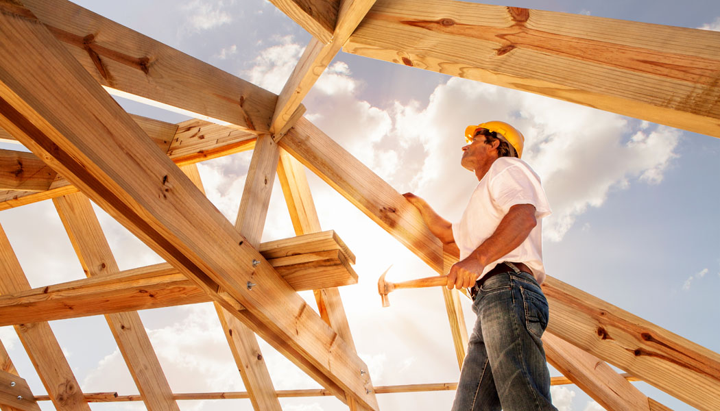 Domov pod střechou - konstrukce, krov, zateplení