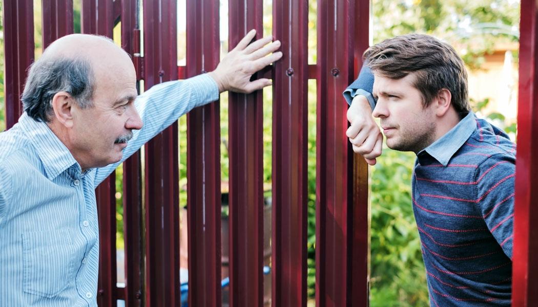 PORADNA: Úskalí sousedských vztahů
