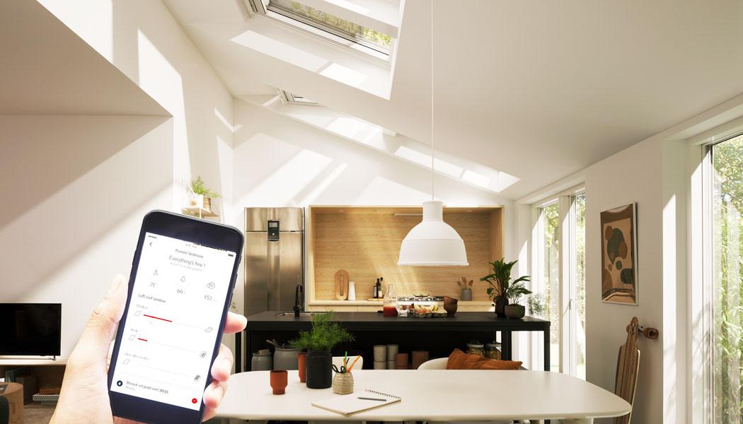 Automatická ventilace a stínění