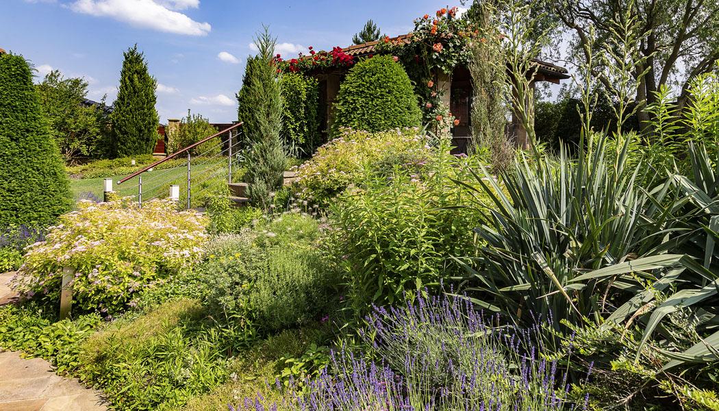 Michal David: Zahrada v duchu toskánských tradic