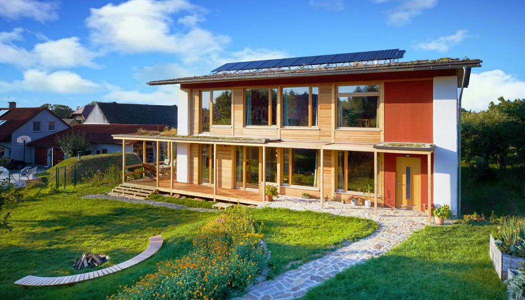 V soutěži o nejlepší ekologický projekt roku zvítězil dům ze slámy