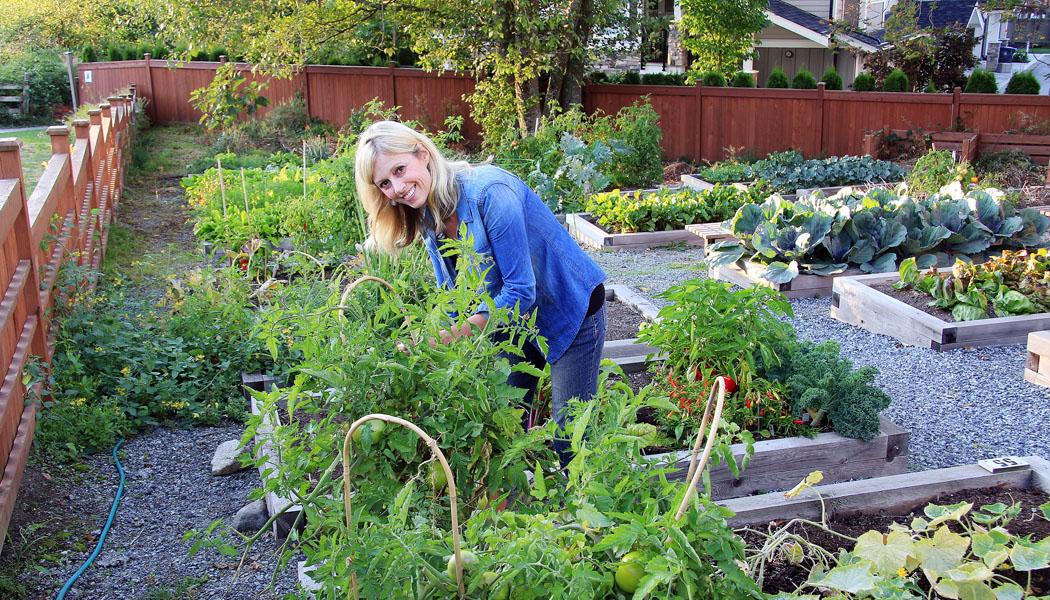 Zahrada plná dobrot po celý rok