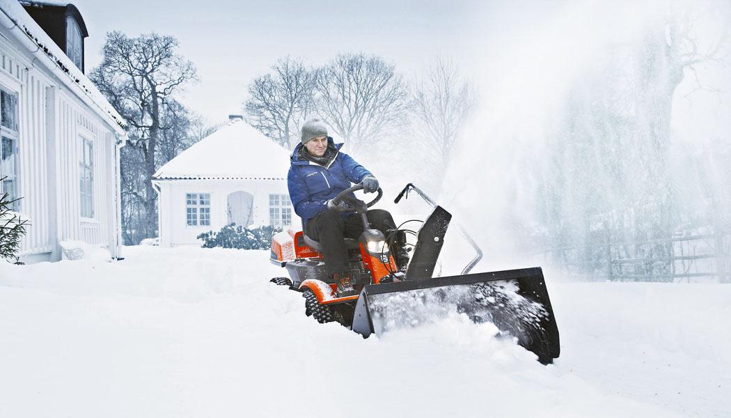 10x pomocníci proti sněhu