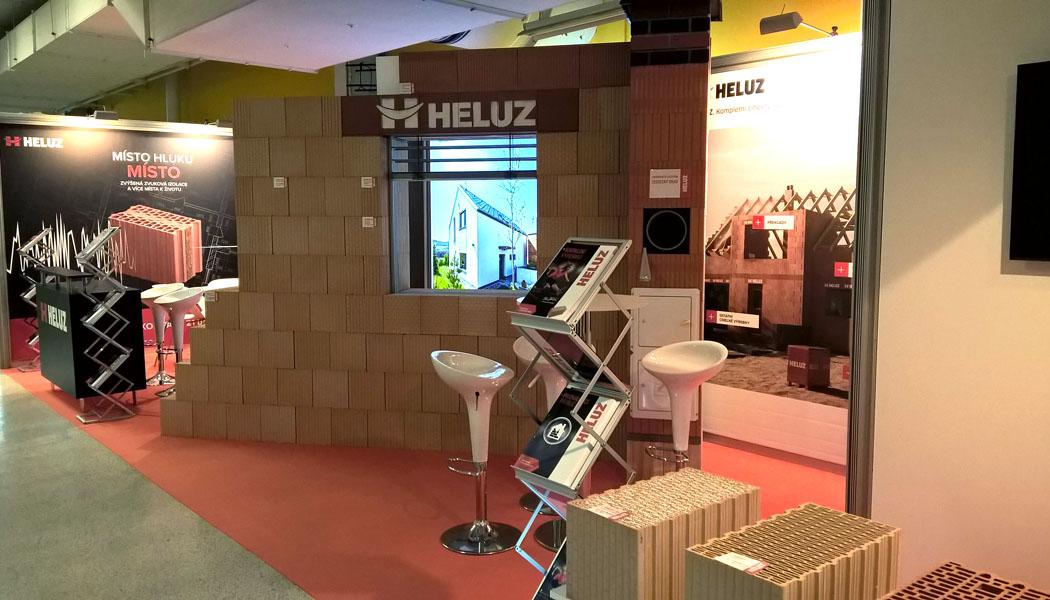 HELUZ bude vystavovat na Infothermě 2019