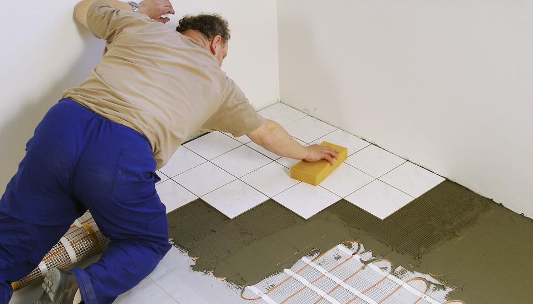 Praktické fígle s podlahovým topením