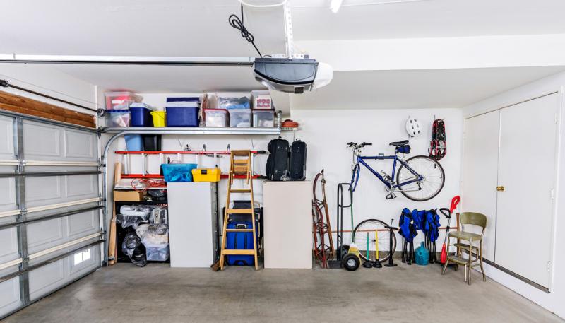 Co se vejde do garáže