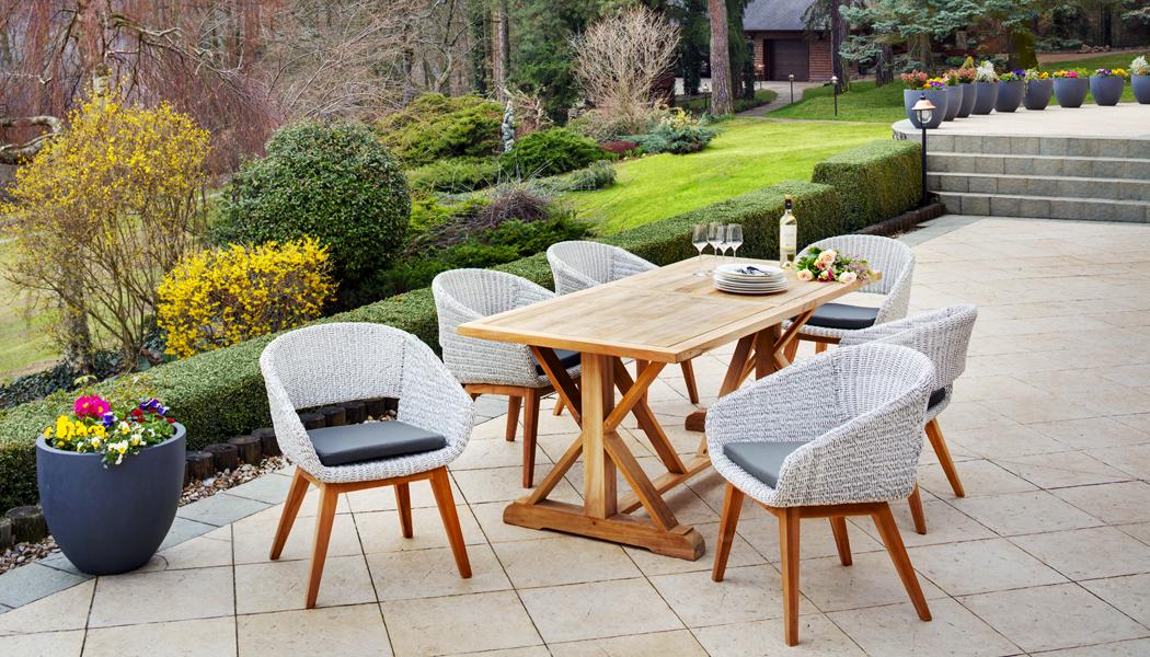 GALERIE: 10x zahradní nábytek