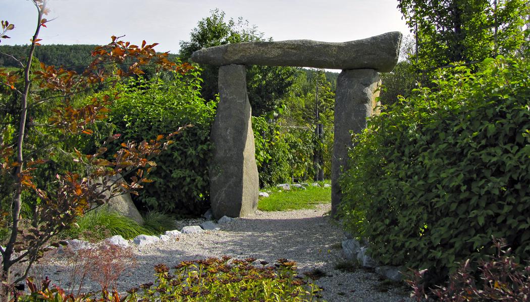 Poetické cesty přírodní zahradou