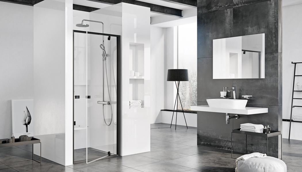 Jak vyřešit dveře sprchového koutu