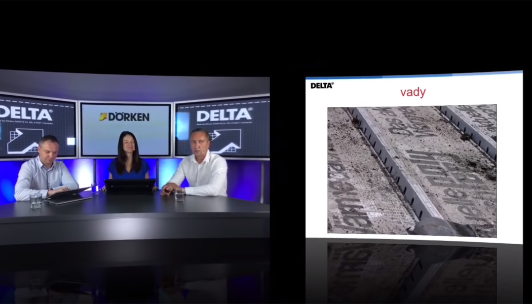 VIDEO: Řešení nadkrokevního zateplení se systémem DELTA-MAXX POLAR