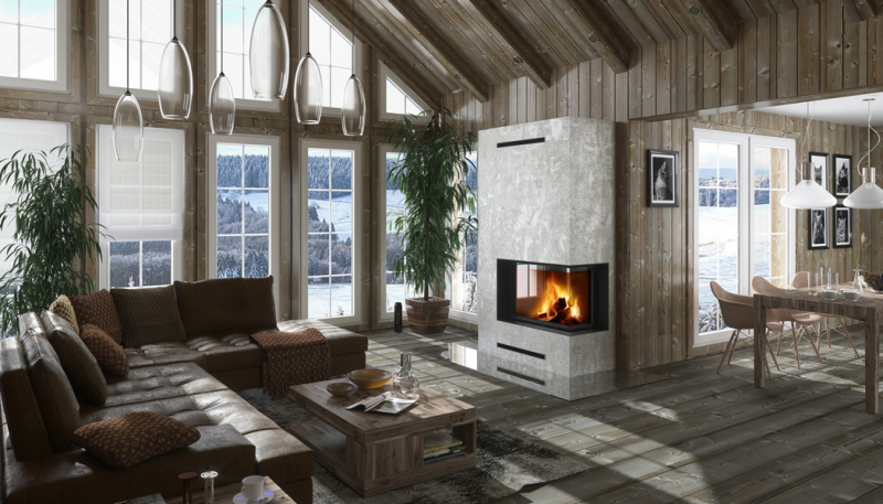 Vytápění a energetika dřevostaveb
