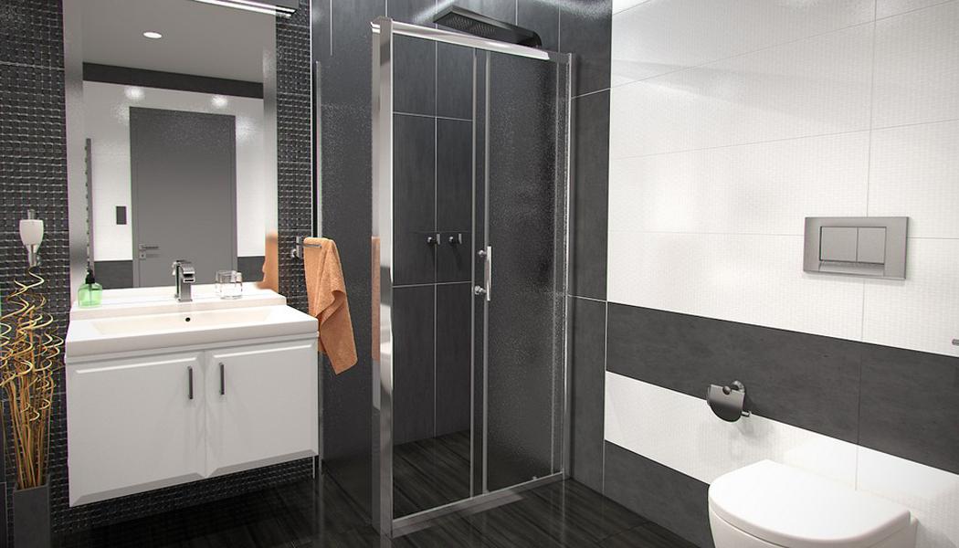 Moderní sprchový kout patří do každé koupelny