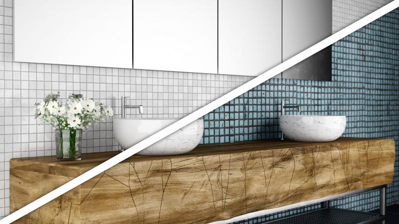 Rekonstrukce koupelny: Vyvarujte se zbytečných chyb